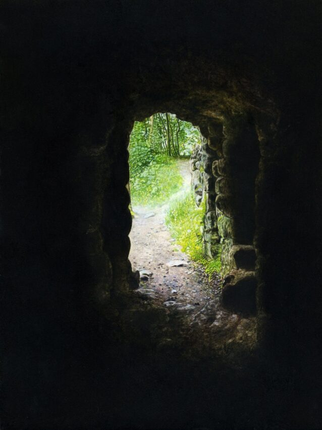 'Cave' image